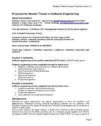msc dissertation proposal sample pdf