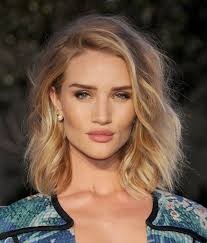 rosie huntington side parted lob 19 times we desperately wanted rosie huntington whiteley s perfect
