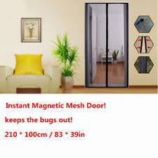 Magic Mesh Curtain Magic Mesh Building U0026 Hardware Ebay