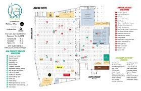 Map Of Seattle Center by Spring Seattle Home Show February 15 23 2014 Rich U0027s For The Home