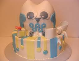 owl baby shower cake owl baby shower cake darlingcake ithaca wedding cakes