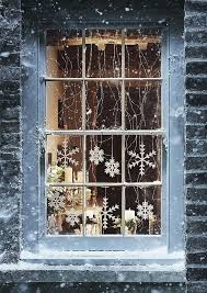 Christmas Window Decorations Vintage by Best 25 Christmas Window Lights Ideas On Pinterest Window