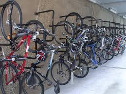 image of bike rack garage how to build bike rack garage