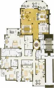 find floor plans penthouses in miami floor plans acqualina isles