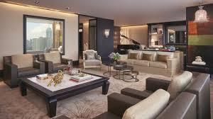 Living Room Furniture Hong Kong The Grand Hyatt Hong Kong U0027s Presidential Suite Has A Multipurpose