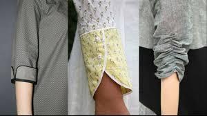sleeve designs for kurti sleeve detailing