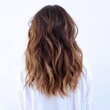 Frisuren Mittellange Braune Haare by Die Besten 25 Mittellanges Haar Ideen Auf Mittellange