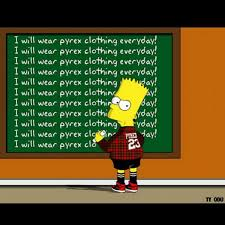 pyrex clothing butthead on i will wear pyrex clothing everyday pyrex