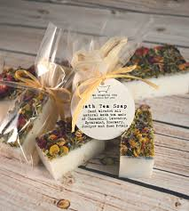 soap favors bath tea soap favors set of 24 wedding decor guest favors the
