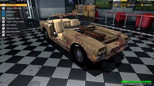 classic maserati sebring car mechanic simulator 2015 maserati sebring restoration part