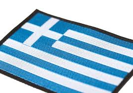 Ir American Flag Patch Greece Flag Patch Color Identifikation Equipment Clawgear