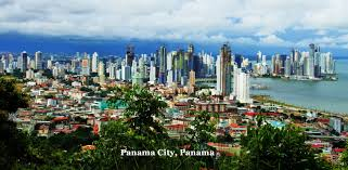 Panama City Map Panama City Map