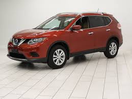 nissan rogue gas tank pre owned 2016 nissan rogue sv sport utility in mishawaka