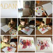 fun finger paint art project for kids finger paint art kid kid