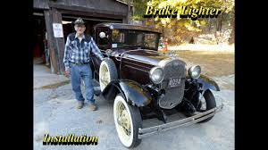 model a ford third brake light installation youtube