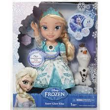 disney frozen snow glow elsa light singing doll kmart
