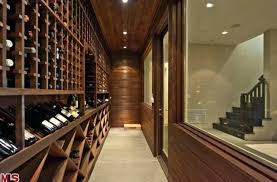 Temperature Controlled Wine Cellar - contemporary wine storage contemporary wine storage ideas view in