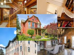 Victorian Homes For Sale by Upstate Homes For Sale Three Victorian Charmers In Poughkeepsie
