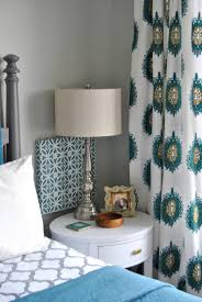 Blue Master Bedroom by Studio 7 Interior Design Room Reveal Master Bedroom
