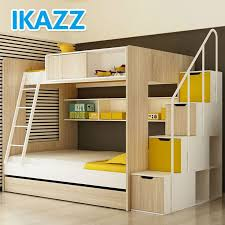 Loft Beds For Kids With Slide Best 25 Bunker Bed Ideas On Pinterest Contemporary Kids Room