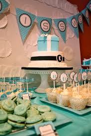 tiffany u0026 co inspired dessert table bridal shower the hudson
