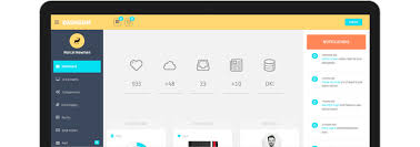 dashgum bootstrap admin template responsive web templates html