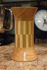 Wood Vases For Sale Wooden Vases Ebay