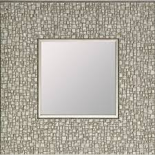 Decorative Wall Mirror Sets Square Wall Mirror Set 75 Enchanting Ideas With Attractive Mirror