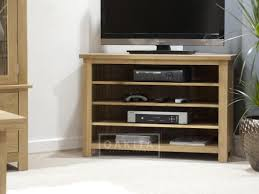 ebay tv cabinets oak edinburgh solid oak corner tv cabinet oak tv stands