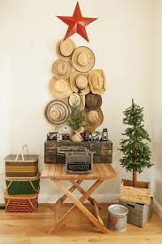 columbus flocked christmas tree family room shabby chic style with