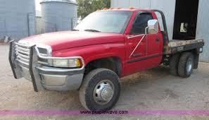 dodge ram 3500 flatbed 2000 dodge ram 3500 flatbed truck item i1963 sold