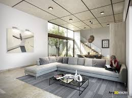 Home Decoration Interior 25 Modern Living Rooms With Cool Clean Lines