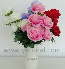Fake Flowers In Bulk Silk Flowers For Clothes Silk Flowers For Clothes Suppliers And