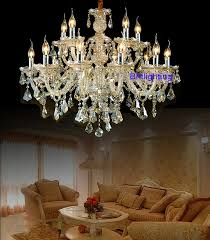 High Quality Chandeliers Ceiling Crystal Chandelier Led European Candle Crystal Chandeliers
