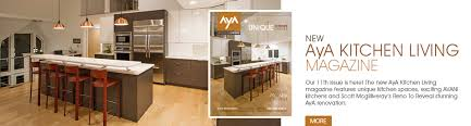 Kitchen Cabinet Manufacturers Toronto Aya Kitchen Gallery Kitchen And Bath Cabinetry Showroom Mount