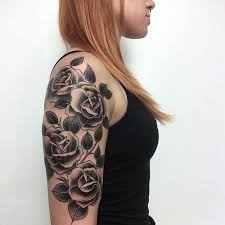 40 stunning sleeve tattoos flower ideas