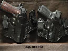 Most Comfortable Concealed Holster Iwb Holsters U2013 Desbiens Gun Leather