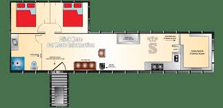 Shipping Container Bunker Floor Plans by Stylish Bunker Front Americans Are Prepping Building Bunkers Like