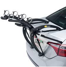 porta bici auto portabici per auto posteriore saris bones 3 bici chain