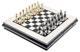 luxury chess set luxury black and gold chess set be fabulous