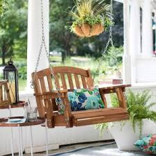 porch swings outdoor patio swings hayneedle
