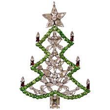 all spruced up premium gemstone tree ornament keepsake ornaments