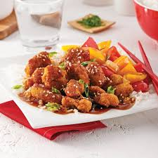 cuisine chinoise poulet poulet général tao croustillant recettes cuisine et nutrition