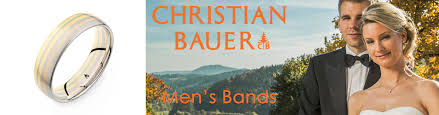 christian bauer rings christian bauer men s wedding rings bands authorized