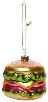 glass bbq grill ornament sourpuss clothing