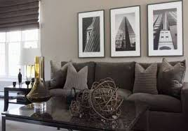 grey and taupe living room home design