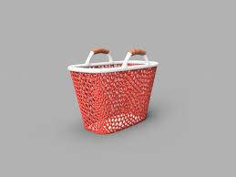Quad Laundry Hamper by Voronoi Bag Autodesk Online Gallery