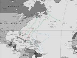 Bermuda Triangle Map Bermuda Triangle Mystery Your Online Source