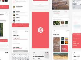 pinterest iphone x concept sketch freebie download free resource
