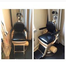 Antique Barber Chairs For Sale For Sale Antique Electric Dental Barber Chair In Great Condition